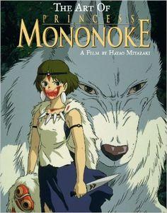 The Art of Princess Mononoke: Hayao Miyazaki: 9781421565972: Amazon.com: Books