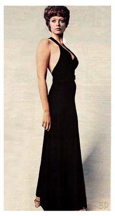 Linda Thorson - Tara King in the Avengers