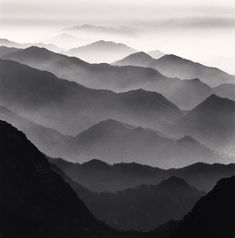 Love the gradients, sense of depth. (Michael Kenna)