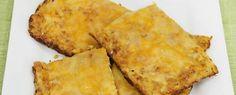 Cheese Cauliflower Flatbread