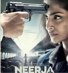 "Here's the poster of Sonam Kapoor's upcoming movie, ""Neerja"""