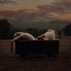 """""""Damaged Evolutions""""— Photographer: Vincent Minor Model: Masha Denill Location: Hillsville, Virginia"""