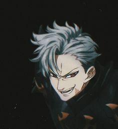Otaku Anime, Anime Guys, Anime Art, Seven Deadly Sins Anime, 7 Deadly Sins, Anime People Drawings, Manga, Fairy Tail Comics, Seven Deady Sins