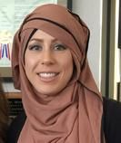 Female convert to islam is running for congress, claims her 'faith' has nothing to do with it
