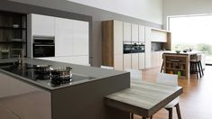 Conference Room, Kitchen, Table, Furniture, Home Decor, Kitchen Sinks, Vanity Tops, Closet System, Cucina