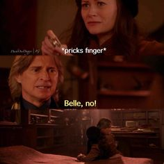 "Belle and Rumple - 5 * 18 ""Ruby Slippers"""