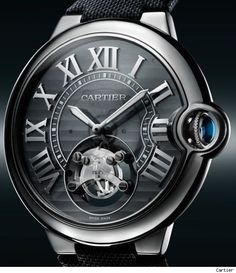 Cartier ID One Concept Watch (circa 2009)