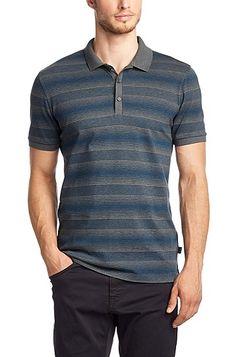 BOSS Regular-fit polo  Firenze 41  van piqué Turkoois free shipping Polo  Shirts 980bbf23395a