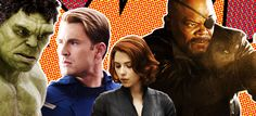 Fun interactive quiz answering the immortal question: Which Avenger are you?