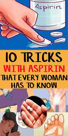Tricks With Aspirin That Every Woman Has To know Here are 10 tricks with aspirin that every woman has to know to use it many ways further.Here are 10 tricks with aspirin that every woman has to know to use it many ways further. Remove Sweat Stains, How To Reduce Pimples, Getting Rid Of Dandruff, Tips Belleza, How To Apply Makeup, Skin So Soft, Every Woman, Home Remedies, Health Remedies
