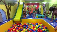 Oodles Kids Gym