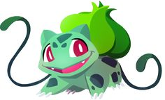 Bulbasaur 001 by Kuitsuku.deviantart.com on @DeviantArt