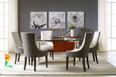 افضل 50 تصميم لديكورات غرف سفرة مودرن - Best modern dining rooms