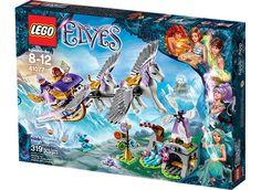 LEGO ELVES 41077 Airas Pegasus-slede