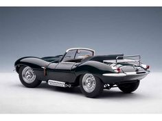 1956 Jaguar XK SS 1/18 Steve McQueen Private Collection