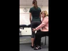 NDT Pre gait exercise - YouTube