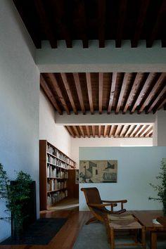 Barragan. #mexico #barragan #architecture #design #interior #colour