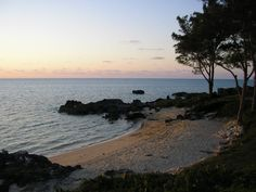 Black Bay Beach at sunset is a great place to be.