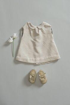 Cocos Baby Dress, Caramel Baby & Child.
