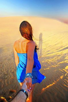 holding hands Murad Osmann, Follow Me, Asia Travel, In A Heartbeat, One Shoulder, Summer Dresses, Holding Hands, Travelling, Girls