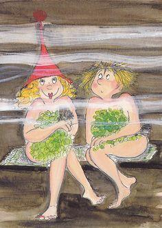 Prive Sauna Akwa Everberg Sauna Privé Akwa à Everberg Private Spa Akwa Everberg near Brussels Saunas, Spa Privatif, Art Fantaisiste, Finnish Sauna, Whimsical Art, Illustrations, Wellness, Kawaii, Instagram