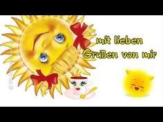 Guten Morgen Gruß - ich wünsche dir einen schönen Tag - Good Morning - YouTube
