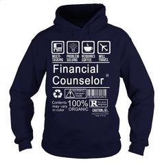 FINANCIAL COUNSELOR - CERTIFIED JOB TITLE - #tee shirt #cute t shirts. CHECK PRICE => https://www.sunfrog.com/LifeStyle/FINANCIAL-COUNSELOR--CERTIFIED-JOB-TITLE-Navy-Blue-Hoodie.html?60505