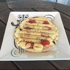 Café da manhã low carb