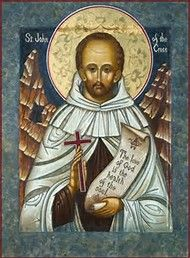 Image result for icon of st. john of the cross