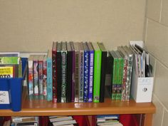 Creating a Dynamic Classroom Library - a detailed post on how to create the perfect middle school classroom library.