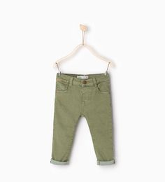 Five pocket jeans-TROUSERS-BABY BOY | 3 months-3 years-KIDS | ZARA United States