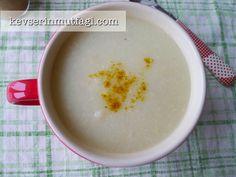 Karnabahar Çorbası Tarifi - Kevser'in Mutfağı - Yemek Tarifleri