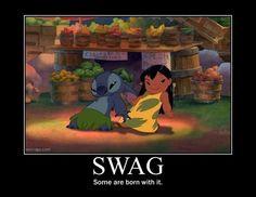 I will always pin Lilo & Stitch.