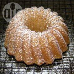 * Cake uit de airfryer