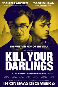 A powerful movie about the early years of Allen Ginsberg, William S. Burroughs, and Jack Kerouac, and how they were impacted by a murder by Lucien Carr