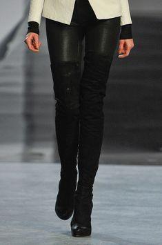Helmut Lang Fall 2012 - Details