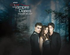 Which 'Vampire Diaries' Character Are You?---I got Damon! Lol