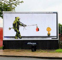Anti-Advertising Street Art