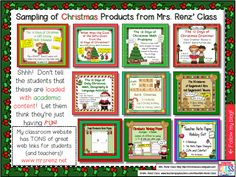 Christmas Favorites to Keep 'Em Learning!