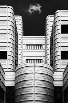 The Library, @ The Hague, the Netherlands Copyright Jeroen van de Wiel 2014 Amazing Architecture, Architecture Details, Modern Architecture, Underwater Hotel, Construction, Sticks And Stones, Urban Landscape, Urban Design, Netherlands