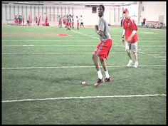 Excellent Video on Quarterback Drills from Ohio State OC/QB Coach Tom Herman Football Workouts, Football Drills, Flag Football, Youth Football, Football Stuff, Ohio State Football, Strength Workout, Football Season, Training Tips