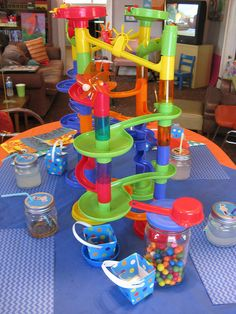 The Candy Machine Centerpiece by *amber e*, via Flickr