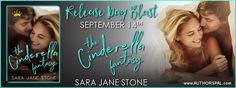 I Love Romance: HAPPY BOOK WEEK: THE CINDERELLA FANTASY BY SARA JA...