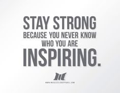 Love this clothing line and their inspiring words! This is so true! Keep it up