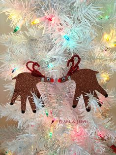 Christmas toddler crafts!