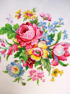 postal flores rosas SWEET!!