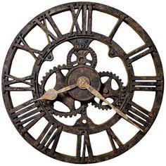Industrial Wall Clocks