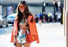 Spring '14 New York Fashion Week #StreetStyle (Photo: Tommy Ton)