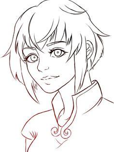 Sketch by ProNastya.deviantart.com on @DeviantArt