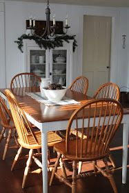 FARMHOUSE 5540: Part Two of Dining Room Reveal